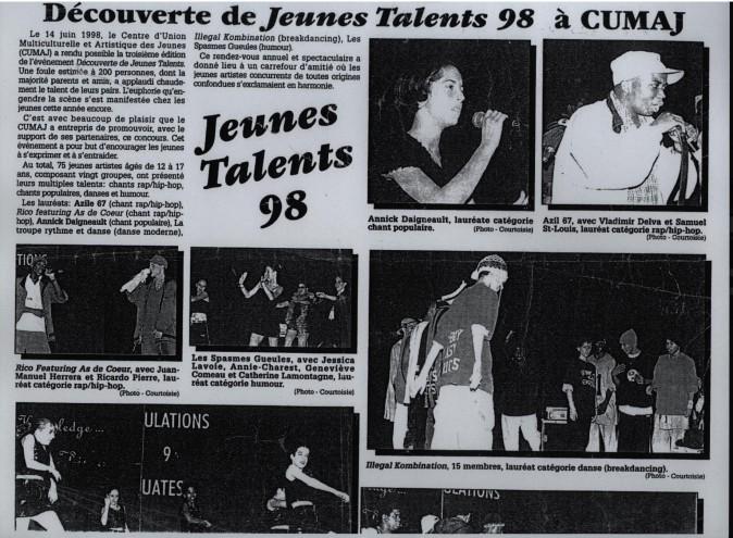 KAPOIS 1998