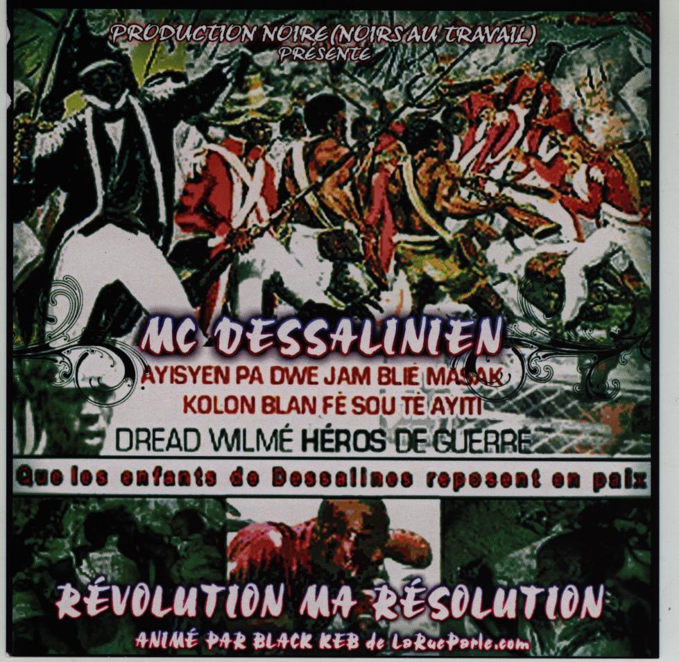 mc dessalinien front mixtape