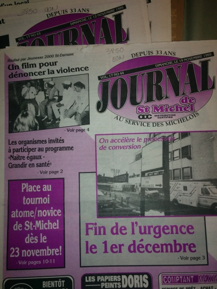 19 nov.1995 St-Michel
