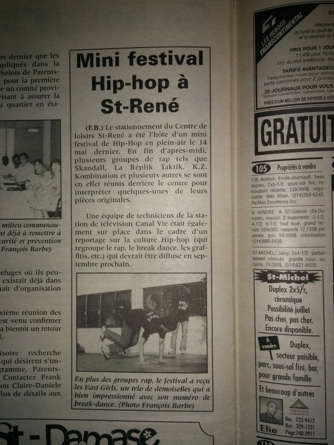7juin1998 Journal St-Michel